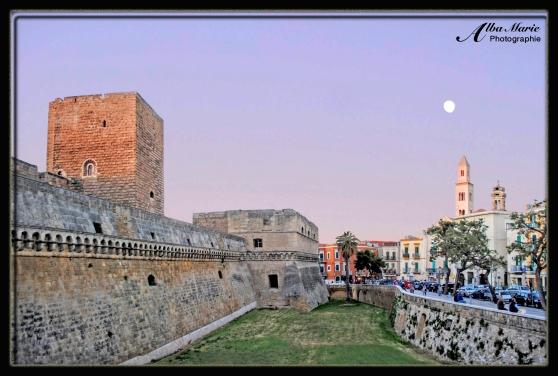 Bari Castle -  Castello Svevo
